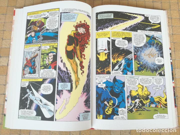 Cómics: MARVEL HEROES. Nº 4. LA PATRULLA-X. LA SAGA DE FÉNIX OSCURA. PANINI 1980 - Foto 7 - 289769573