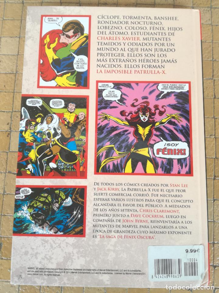 Cómics: MARVEL HEROES. Nº 4. LA PATRULLA-X. LA SAGA DE FÉNIX OSCURA. PANINI 1980 - Foto 9 - 289769573