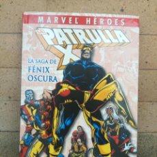 Cómics: MARVEL HEROES. Nº 4. LA PATRULLA-X. LA SAGA DE FÉNIX OSCURA. PANINI 1980. Lote 289769573