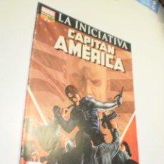 Cómics: CAPITÁN AMÉRICA Nº 31 LA INICIATIVA. PANINI 2008 (SEMINUEVO). Lote 289820868