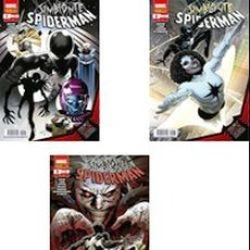 Comics: REY DE NEGRO: SPIDERMAN SIMBIONTE-DE PETER DAVID & GREG LAND (COMPLETA 3 EJEMPLARES)( 15%DESCUENTO). Lote 291234163