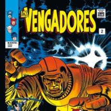 Cómics: LOS VENGADORES. MARVEL GOLD. (OMNIGOLD) #2. Lote 292268308