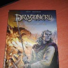 Fumetti: DRAGONERO: EN LA TIERRA DE LOS NECRÓFAGOS ¡NUEVO! PANINI COMICS. Lote 292396538