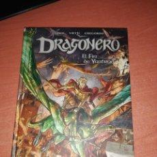 Fumetti: DRAGONERO: EL FIN DE YASTRAD ¡NUEVO! PANINI COMICS. Lote 292396713
