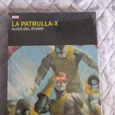 Cómics: LA PATRULLA-X , HIJOS DEL ÁTOMO, GRANDES TESOROS MARVEL , EDICIÓN DE LUJO , PRECINTADO. Lote 293199918