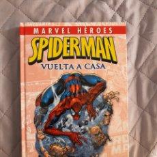 Cómics: MARVEL HEROES, SPIDERMAN, VUELTA A CASA. Lote 293203643