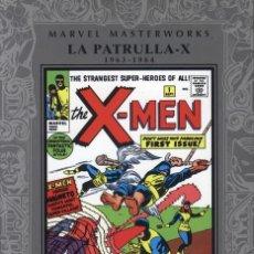 Cómics: MARVEL MASTERWORKS: LA PATRULLA-X VOL.1 Nº 1 - PANINI. X-MEN.. Lote 293556673