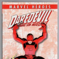 Fumetti: DAREDEVIL HOMBRE SIN MIEDO. MARVEL HEROES. EL DIABLO EN EL INFIERNO. PANINI, 2010. Lote 293604333
