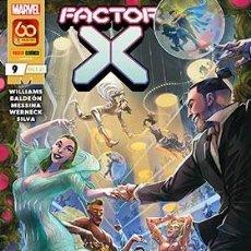 Cómics: FACTOR-X 9. Lote 293660523
