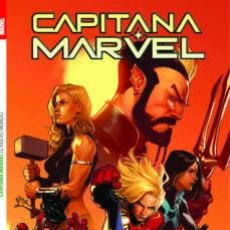 Cómics: CAPITANA MARVEL 1. Lote 293660783