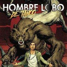 Cómics: HOMBRE LOBO DE TABOO. Lote 293660988