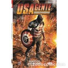 Cómics: U.S.AGENTE: FANATICO AMERICANO. Lote 293661208