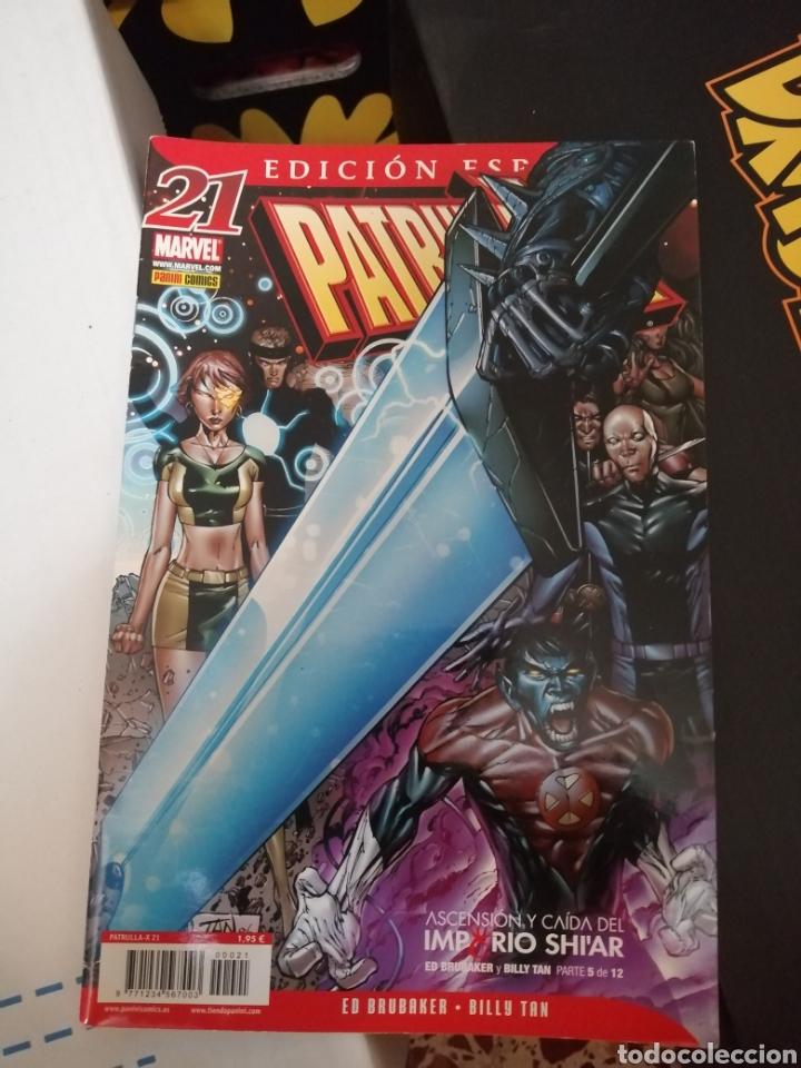 PATRULLA X VOL 3 # 21 (Tebeos y Comics - Panini - Marvel Comic)