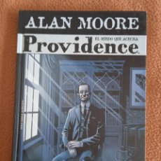 Cómics: PROVIDENCE Nº 1 EL MIEDO QUE ACECHA (ALAN MOORE / JACEN BURROWS) PANINI - CARTONE -. Lote 293880753
