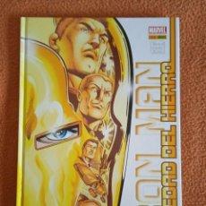 Cómics: MARVEL GRAPHIC NOVELS- IRON MAN LA EDAD DEL HIERRO-TAPA DURA. Lote 293882898