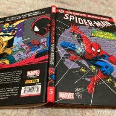 Cómics: SPIDERMAN UNA GRAN RESPONSABILIDAD 5 DE 6- MARVEL - PANINI 1992. Lote 293887213