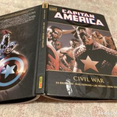 Cómics: MARVEL DELUXE - CAPITAN AMERICA 4 CIVIL WAR - PANINI. Lote 293888188