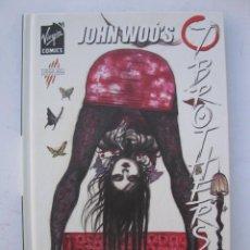 Cómics: 7 BROTHERS - HIJO DEL INFIERNO - JOHN WOO - GARTH ENNIS - JEEVAN KANG - PANINI - AÑO 2007.. Lote 293891438