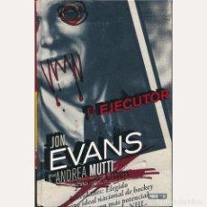 Cómics: EL EJECUTOR. JON EVANS. ANDREA MUTTI. PANINI NOIR. TAPA DURA. Lote 294567508