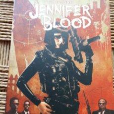 Cómics: JENNIFER BLOOD 1 Y 2 SERIE COMPLETA. Lote 294572403