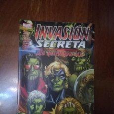 Cómics: INVASION SECRETA EN QUIEN CONFIAS. Lote 295277328