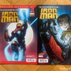 Cómics: ULTIMATE IRON MAN COMPLETA - EXCELENTE ESTADO D2. Lote 295428513