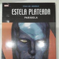 Cómics: ESTELA PLATEADA. PARÁBOLA - STAN LEE, MOEBIUS - PANINI / MARVEL. Lote 295433543