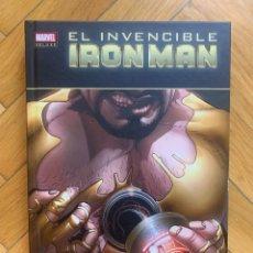 Cómics: MARVEL DELUXE EL INVENCIBLE IRON MAN Nº 7: LA LARGA CAÍDA. Lote 295440493