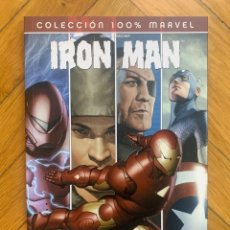 Cómics: IRON MAN: EJECUTAR PROGRAMA - COLECCIÓN 100% MARVEL. Lote 295441033