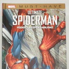 Cómics: ULTIMATE SPIDERMAN - MARVEL MUST HAVE / BRIAN MICHAEL BENDIS / MARVEL - PANINI. Lote 295445803