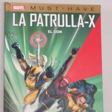 Cómics: LA PATRULLA-X : EL DON - MARVEL MUST HAVE / JOSS WHEDON / MARVEL - PANINI. Lote 295447218