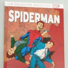 Cómics: TRIUNFO Y TRAGEDIA / SPIDERMAN LA COLECCION DEFINITIVA Nº 32 / MARVEL - SALVAT. Lote 295495733