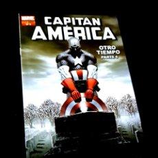 Cómics: EXCELENTE ESTADO CAPITAN AMERICA 4 COMICS PANINI. Lote 295614523