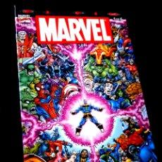 Cómics: EXCELENTE ESTADO UNIVERSO MARVEL EL FIN 1 COMICS PANINI. Lote 295615323