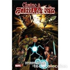 Cómics: ANIQUILACION SAGA 15. CAMINO A GUERRA DE REYES: EMPERADOR VULCANO. Lote 295705293