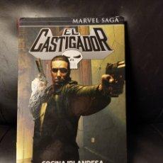 Cómics: EL CASTIGADOR. COCINA IRLANDESA. N° 3. MARVEL. PANINI COMICS. Lote 295717063