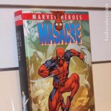 Cómics: MARVEL HEROES MASACRE Nº 2 JOE KELLY TOMO CARTONÉ - PANINI OFERTA. Lote 295724148