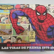 Cómics: EL ASOMBROSO SPIDERMAN : TIRAS DE PRENSA Nº 2 1979-1981. Lote 295728298