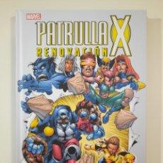 Cómics: PATRULLA-X RENOVACIÓN - TOMO 1 - MARVEL PANINI. Lote 296050693