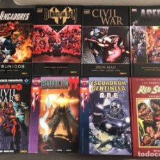 Cómics: LOTE COMICS MARVEL DELUXE X-MEN , VENGADORES , RED SONJA + EXTRAS. Lote 296557928