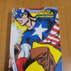 Cómics: CAPITAN AMÉRICA, LA EDAD DORADA, MARVEL LIMITED EDITION, PRECINTADO. Lote 296628633