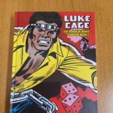 Cómics: LUKE CAGE , DEL INFIERNO... ¡ UN HÉROE! , MARVEL LIMITED EDITION, PRECINTADO. Lote 296628878