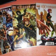 Cómics: EXTERMINIO PANINI COMICS COMPLETA 5 NUMEROS + EPÍLOGO - NUEVOS. Lote 296688038