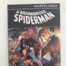 Cómics: MARVEL SAGA SPIDERMAN UN DÍA MAS. Lote 296688063