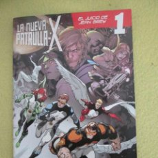 Cómics: LA NUEVA PATRULLA X Nº 12. EL JUICIO DE JEAN GREY 1. Lote 296691733