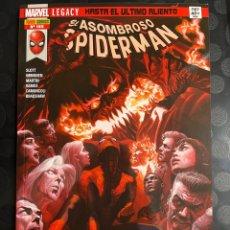Comics: EL ASOMBROSO SPIDERMAN VOL.7 N.144 LEGACY HASTA EL ÚLTIMO ALIENTO ( 2006/... ). Lote 296776143