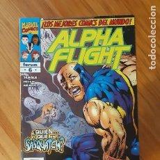 Cómics: COMICS. MARVEL. ALPHA FLIGHT Nº6. Lote 296852268