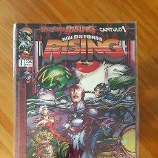Cómics: COMICS. WORLD COMICS. RISING - Nº1. Lote 296854103