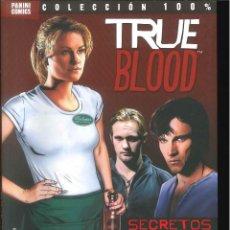 Cómics: TRUE BLOOD SECRETOS INCONFESABLES PANINI CÓMICS MARVEL. Lote 296871263