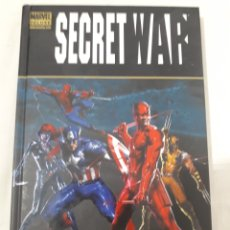 Cómics: MARVEL DELUXE SECRET WAR. Lote 297025878
